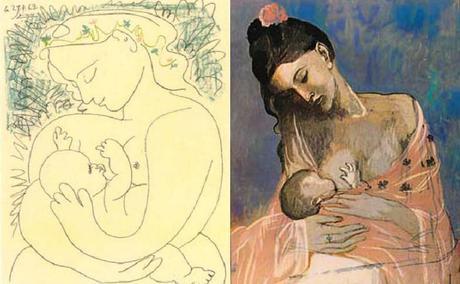 Maternidad_Picasso