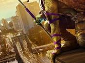 Primeros afiches Tortugas Ninja Fuera Sombras