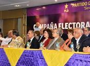PLD: Coordinadores campaña regiones provincias.