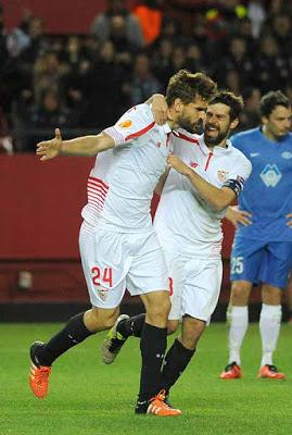 Crónica Sevilla FC 3 Vs Molde FK 0 - Paperblog