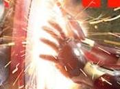 Iron Capitán América, portada para Civil
