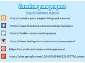 """""""Cuentos para peques"""" redes sociales"""