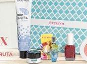 Contenido caja belleza Guapabox febrero: Quiérete mucho!