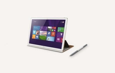 Huawei anuncia el Matebook, una respuesta 'low cost' a la Surface y el iPad Pro
