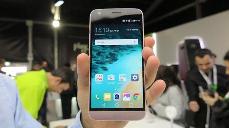 El LG G5 no es sólo un smartphone, también es un ecosistema