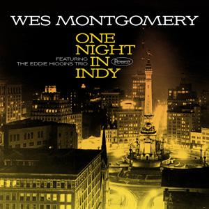 Wes Montgomery One Night In Indy (2016)
