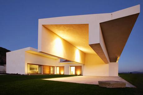 Arquitectura En El Campo Dise Ada Por A Cero Paperblog
