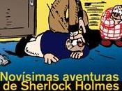 Enrique Jardiel Poncela Novísimas aventuras Sherlock Holmes (reseña)