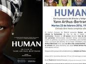 "PREESTRENO NACIONAL ESPAÑA ""Human"" Yann Arthus-Bertrand"