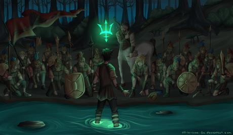 [Reseña #61] Percy Jackson and The Lightning Thief - Rick Riordan