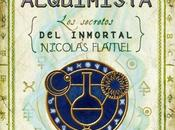 Alquimista Serie Secretos Inmortal Nicolas Flamel (Michael Scott)