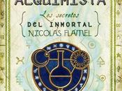 Alquimista Serie Secretos Inmortal Nicolas Flamel (Michael Scott)