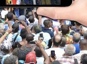 Raúl Castro selfies cubanos mientras carroñeros mediáticos hacen suyas