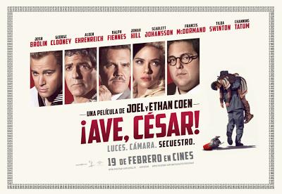 ¡Ave, César!, Los Coen buscando sus orígenes