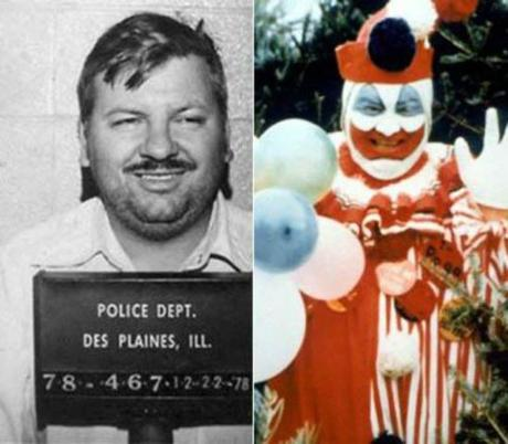 john wayne gacy thesis statement