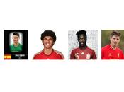 Convocatorias Selecciones España Sub-19 Sub-17 (22-2-2016)