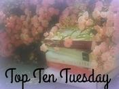 Tuesday #34: Libros disfruté recientemente género típico