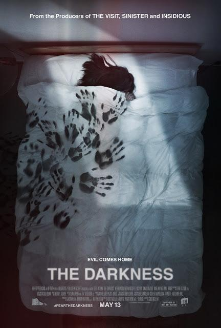 PÓSTER Y TRAILER EN V.O. DE THE DARKNESS CON KEVIN BACON Y RADHA MITCHELL