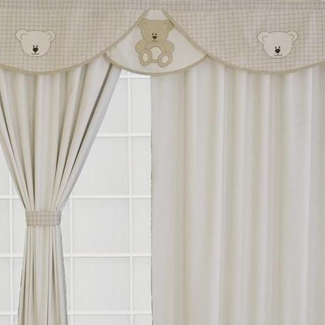 Cortinas para dormitorios de bebe paperblog - Modelos de cortinas infantiles ...