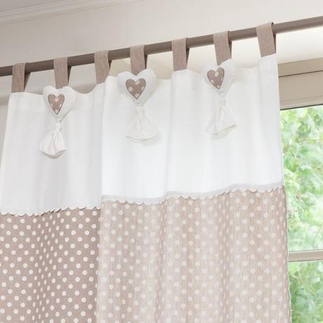 Cortinas para dormitorios de bebe paperblog - Tende shabby cucina ...