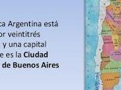 República Argentina. División Política, Cuarto Economía, Sociales. Quinto economía