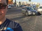 Franco Escamilla sufre percance vial llegar Luis Potosí