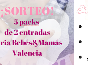 Feria Bebés&Mamás llega Valencia Post sorteo