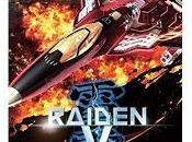 Japón disfrutan aniversario Raiden quinta entrega