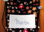 Mochila para Martin