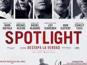 """""""SPOTLIGHT"""": Crítica cine pocas palabras"""