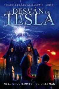 Reseña (49): El desván de Tesla, de Eric Elfman y Neal Shusterman