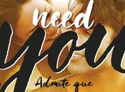 Need you, Estelle Maskame (Serie Dimily trilogy