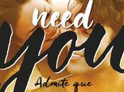 Need you, Estelle Maskame (Serie Dimily trilogy