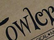 Unboxing: OwlCrate Sci-Fi Love (Febrero)
