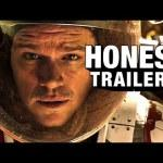 Un rato de risas con el Honest Trailer de MARTE (THE MARTIAN)