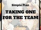 reseña: Taking Team, Simple Plan