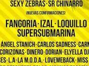 SanSan Festival 2016: Christina Rosenvinge, Chinarro, Rayden, Sexy Zebras, Kuve...