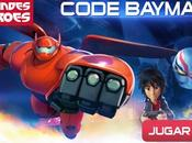Programar online mano Code Baymax