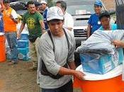 Gore lima atiende damnificados huaico distrito tupe yauyos…