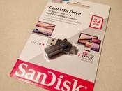 SanDisk Dual Drive Tipo-C: puntas, destino