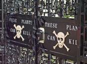 Versalles norte: jardín venenoso Alnwick