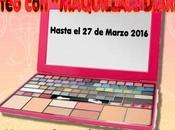 "¡SORTEO estuche maquillaje forma portátil ""iMakeUp Pink"" Color MAQUILLAJE DIARIO!"