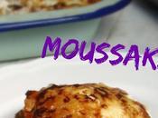 Moussaka bechamel (aunque parezca)