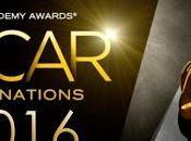 Lista nominaciones premios Oscar 2016