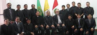 Los inicios del Seminario Redemptoris Mater y Juan Pablo II del Callao, 25 años después