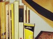 Book tag: colores (amarillos marrones)