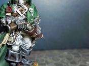 Primer estaliano ¡terminado! Mariscal Ghern (Cazador Brujas imperial)