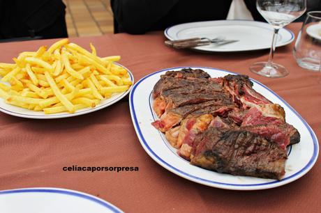 Restaurante parrilla cuarto y mitad en madrid - Paperblog
