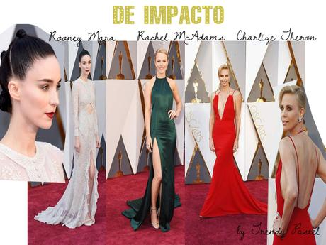 Alfombra roja Oscars 2016: And The Oscar goes to..