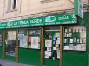 Tienda Verde, años barrio Chamberí (Madrid)